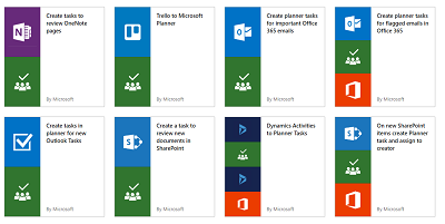 microsoft planner templates