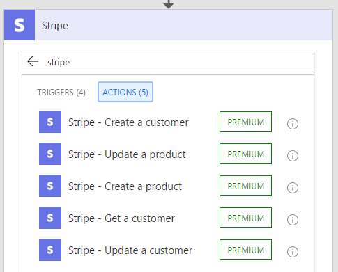 Search By Service When You Build Flows And Other New Features Flow - Stripe create invoice for service business