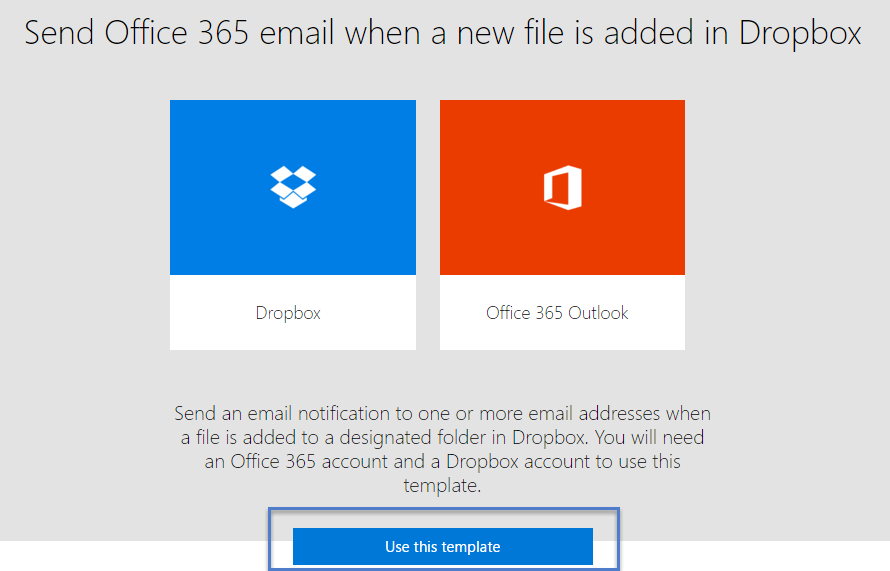 office 365 email template